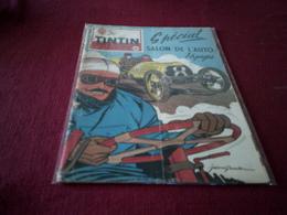 TINTIN N° 571  1 OCTOBRE 1959  SPECIAL SALON DE L'AUTO - Tintin