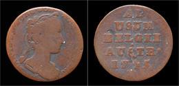 Austrian Netherlands Brabant Maria-Theresia 1 Oord (liard)1745 - ...-1831