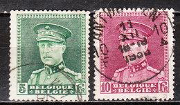 323/24  Képi - Les 2 Bonnes Valeurs - Oblit. - LOOK!!!! - 1931-1934 Kepi