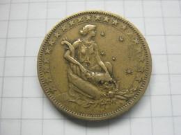 Brasil , 1000 Reis 1927 - Brésil