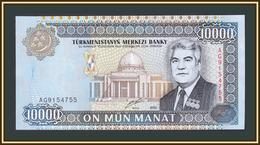 Turkmenistan 10000 Manat 2000 P-14 UNC - Turkménistan