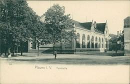 AK Plauen Turnhalle (3,4) - Plauen