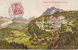 Suisse - LUZERN - Grand Hôtel Sonneberg - LU Lucerne