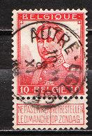 111  Pellens - Bonne Valeur - Oblit. Centrale AUTRE-EGLISE  - LOOK!!!! - 1912 Pellens
