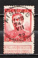 111  Pellens - Bonne Valeur - Oblit. Centrale AISEAU  - LOOK!!!! - 1912 Pellens