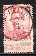 118  Pellens - Bonne Valeur - Oblit. Centrale APPELS - Coin Défectueux - LOOK!!!! - 1912 Pellens