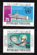 Tunisia 1973 Int'l Meteorological Cooperation MNH - Tunisia