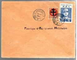 32633 - LIBERATION DE PARIS - Guerre De 1939-45