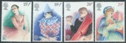 1982 GRAN BRETAGNA EUROPA MNH ** - RC47 - 1952-.... (Elisabetta II)