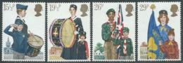 1982 GRAN BRETAGNA SCOUT MNH ** - RC47 - 1952-.... (Elisabetta II)