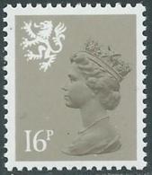1983 GRAN BRETAGNA EMBLEMI REGIONALI SCOZIA 16p MNH ** - RC43 - 1952-.... (Elisabetta II)