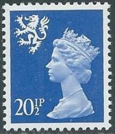 1983 GRAN BRETAGNA EMBLEMI REGIONALI SCOZIA 20 1/2p MNH ** - RC40 - 1952-.... (Elisabetta II)