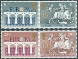 1984 GRAN BRETAGNA EUROPA MNH ** - RC47 - 1952-.... (Elisabetta II)