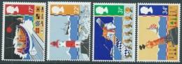 1985 GRAN BRETAGNA SICUREZZA IN MARE MNH ** - RC47-2 - 1952-.... (Elisabetta II)