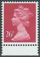 1987 GRAN BRETAGNA EFFIGIE REGINA ELISABETTA II 26p MNH ** - RC43-10 - 1952-.... (Elisabetta II)