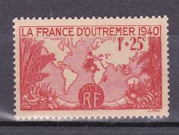 N° 453 Pour La France D'Outre Mer  : Timbre Neuf Impeccable Sans Charnière - Unused Stamps