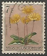 CONGO BELGE N° 318 OBLITERE - Congo Belge