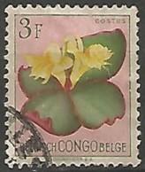 CONGO BELGE N° 314 OBLITERE - Congo Belge
