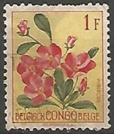 CONGO BELGE N° 310 OBLITERE - Congo Belge