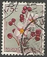 CONGO BELGE N° 309 OBLITERE - Congo Belge