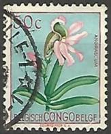 CONGO BELGE N° 307 OBLITERE - Congo Belge