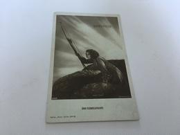 BM - 1400 - BRUNHILD - Hanna Ralph - Film De Fritz Lang - Tir à L'Arc