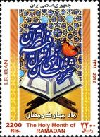 IRAN 2962C Jeûne, Ramadan, Coran - Islam
