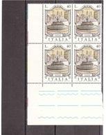 1974 £40 FONTANA MAGGIORE PERUGIA - 1946-.. République