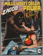 ZAGOR EN ITALIEN N° 342 - Zagor Zenith