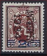 HERALDIEKE LEEUW Nr. 315 België Typografische Voorafstempeling Nr. 271 B  ANTWERPEN 1934  ! - Typo Precancels 1929-37 (Heraldic Lion)