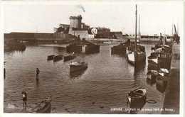 CIBOURE  Le Port Et Le Vieux Fort De Socoa RV - Ciboure
