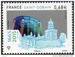 France N° 4984 ** Saint Gobain - Neufs