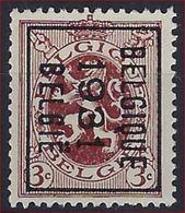 ONBEKEND / INCONNU HERALDIEKE LEEUW Nr. 278 België Typografische Voorafstempeling Nr. 246B  BELGIQUE  1931  BELGIE  ! - Typo Precancels 1929-37 (Heraldic Lion)