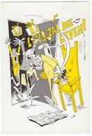 BOUW- EN HOUTBOND FNV - Afdeling Helmond - 'Lang Zal Die Leven ! Au !' - (Holland) - 1994 - Syndicats