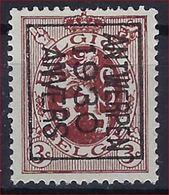 HERALDIEKE LEEUW Nr. 278 België Typografische Voorafstempeling Nr. 221B  ANTWERPEN  1930  ANVERS ! - Préoblitérés