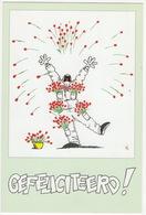 BOUW- EN HOUTBOND FNV - Afdeling Helmond - 'Gefeliciteerd !' - (Holland) - 1992 - Syndicats