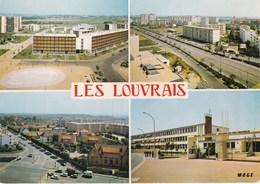 PONTOISE - Les Louvrais - Pontoise