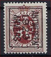 HERALDIEKE LEEUW Nr. 278 België Typografische Voorafstempeling Nr. 201 B ANTWERPEN 1929 ANVERS ! - Typo Precancels 1929-37 (Heraldic Lion)