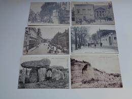 Beau Lot De 20 Cartes Postales De France      Mooi Lot Van 20 Postkaarten Van Frankrijk    - 20 Scans - Postales
