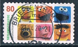 2020  Sesamstrasse  (selbstklebend) - [7] République Fédérale