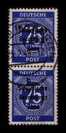 SBZ 1948 Nr 210aa Gestempelt (404417) - Zona Sovietica