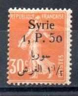 Syrie  Syrien Y&T 133* - Syria (1919-1945)