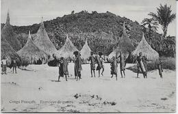 Auguste Béchaud - Congo Français - Exercices De Guerre - - Congo Français - Autres