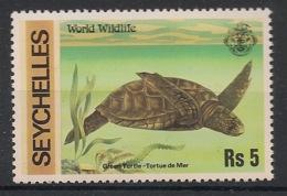 Seychelles - 1978 - N°Yv. 404 - Tortue / Turtle - Neuf Luxe ** / MNH / Postfrisch - Turtles