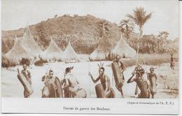 Auguste Béchaud ( Attribué à) - Congo Français - Danses De Guerre Des Boubous - - Congo Français - Autres