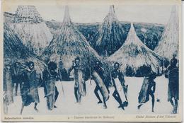 Auguste Béchaud ( Attribué à) - Congo Français - Danses (environs De Mobaye) - - Congo Français - Autres