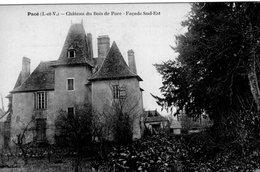 Pacé (35) - Château Du Bois De Pacé Façade Sud Est. - Autres Communes