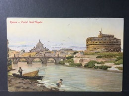 ROMA.........Castel Sant' Angelo....... - Autres