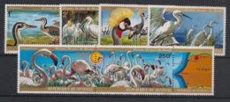 Sénégal - 1974 - PA N°Yv. 134 à 139 - Oiseaux / Parc Du Djoudj - Neuf Luxe ** / MNH / Postfrisch - Senegal (1960-...)