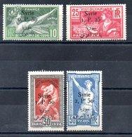 Syrie  Syrien Y&T 149*/** - 142*/** - Syria (1919-1945)